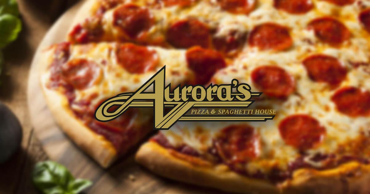 MENU - Aurora's Restaurant